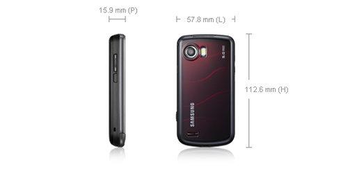 Samsung B7610 Omnia PRO - 9