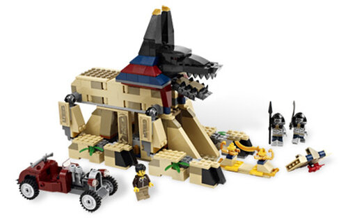 Lego Rise of the Sphinx #6