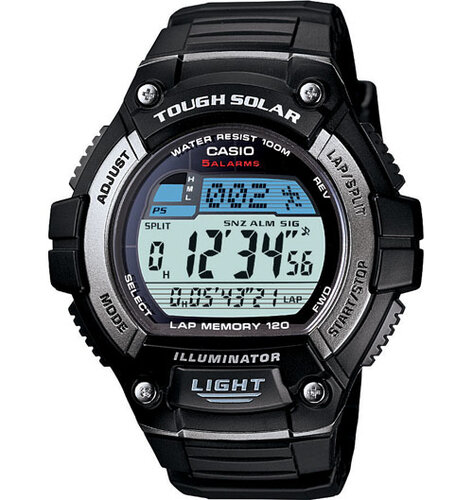 Casio Tough Solar WS220-1AV #2