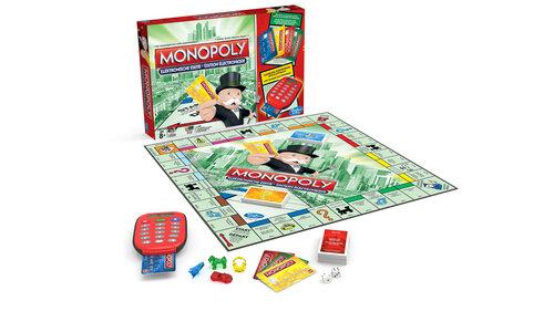 Kartenleser anleitung banking ultra monopoly Bedienungsanleitung Hasbro