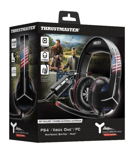 Thrustmaster Y-300CPX Far Cry 5 Edition - 3