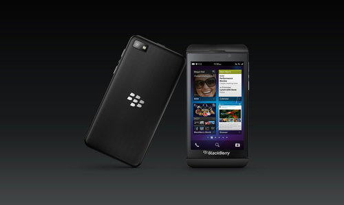 BlackBerry Z10 - 7