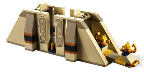 Lego Rise of the Sphinx #3