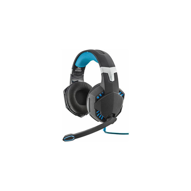 Trust 7.1 Bass Vibration Headset GXT 363 #1