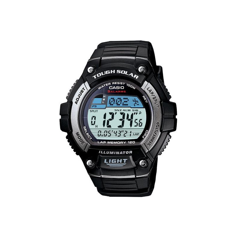 Casio Tough Solar WS220-1AV #1