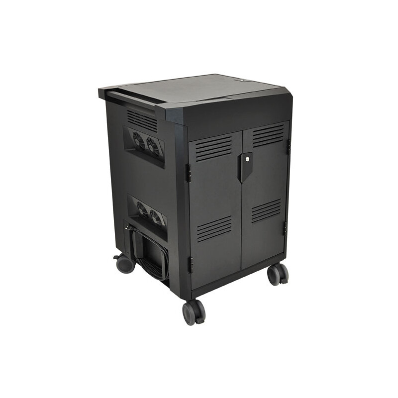 Ergotron PowerShuttle Laptop Management Cart #1