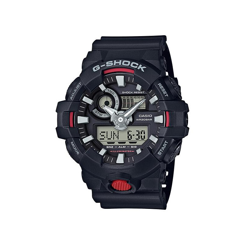Casio G-Shock GA-700-1AER #1