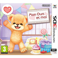 Nintendo Teddy Together (3DS)