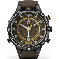 Timex Intelligent Quartz Tide Temp Compass T2P141