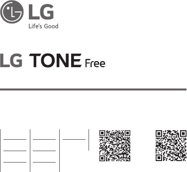 Lg Tone Free Hbs Fn7 Handleiding Nederlands 277 Pagina S