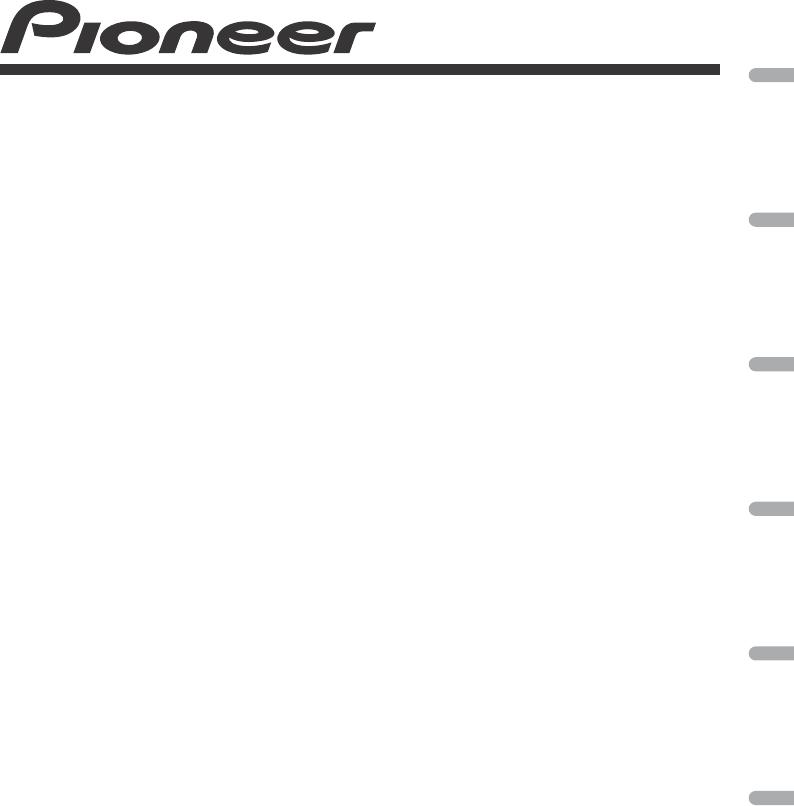 Pioneer AVH-P4200DVD Bedienungsanleitung