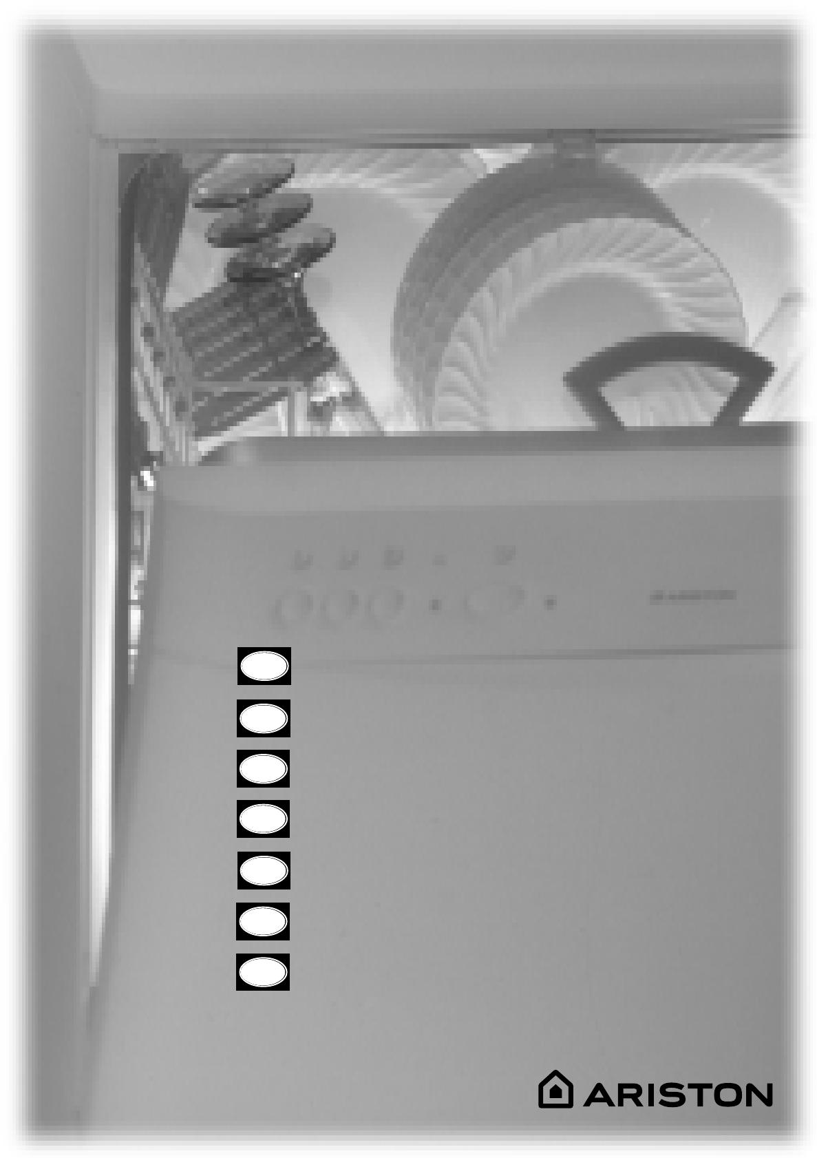 Hotpoint Ariston LI 67 DUO manuale