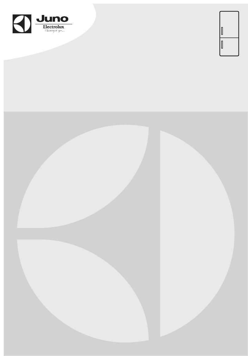 Juno Electrolux JCN44161 Bedienungsanleitung