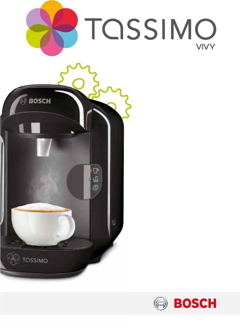Кофеварка tassimo инструкция