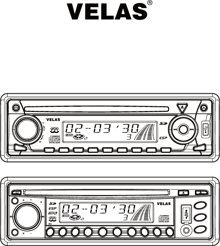 Velas VC-110 инструкция -